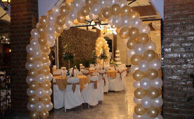 ideas para bodas de oro