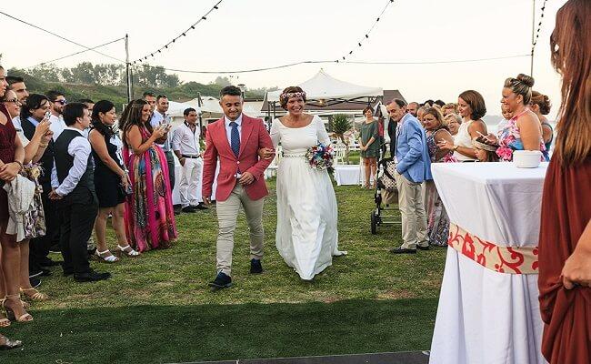 Decoración económica para boda