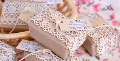 Detalles y recuerdos para bodas