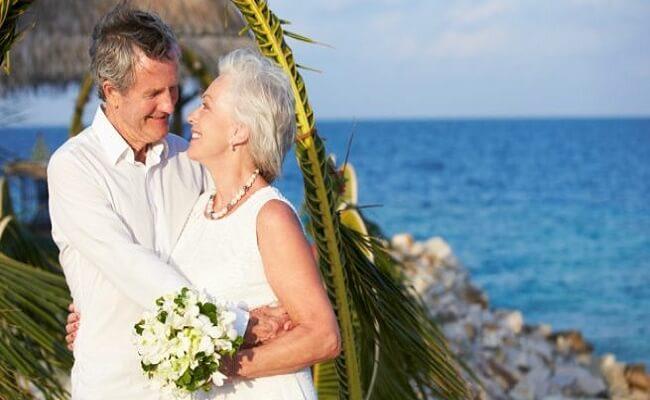 Ideas para una boda de oro en la playa