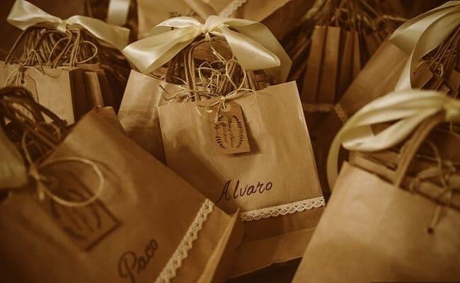 Ideas para pedir dinero en una boda