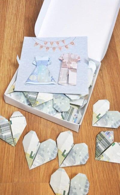 Los regalos originales y baratos para una boda
