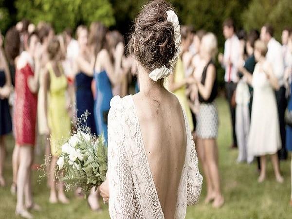 A quien regalar el ramo en la boda