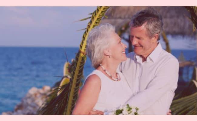 Boda de diamantes 50 años casados