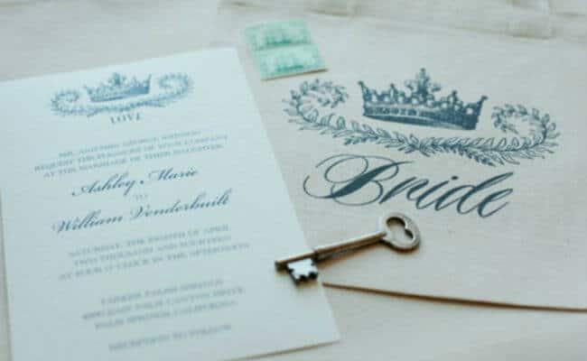 Ejemplo de invitaciones para boda gratis