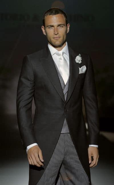 Ideas para trajes de novio en Madrid