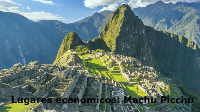 Luna de miel a Machu Picchu