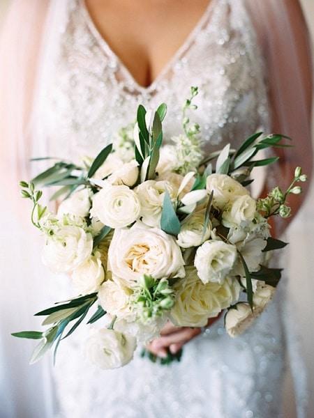 Mejore ramos de novia