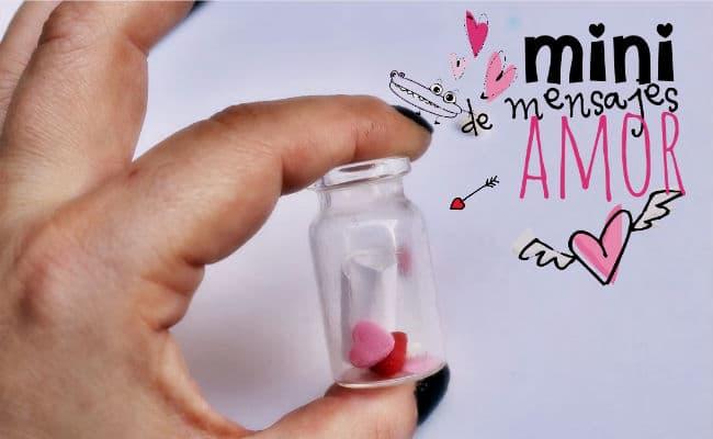 Mensaje corto de amor