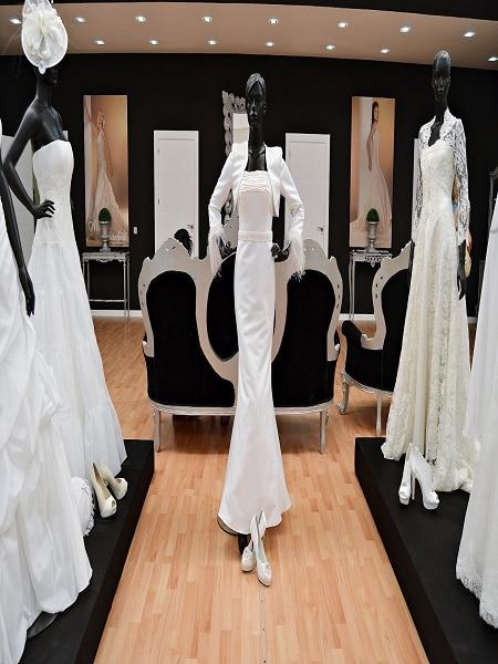 Outlet de vestidos para novia