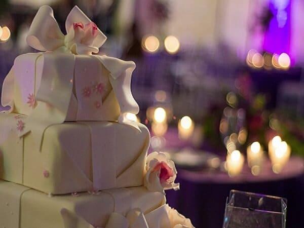 Precio de pastel de boda