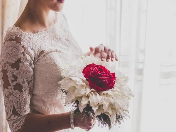 Ejemplo de ramo de novia 2018