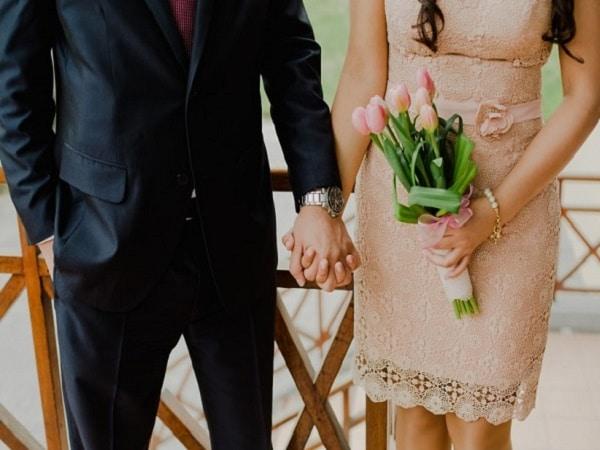 Ramos de boda civil