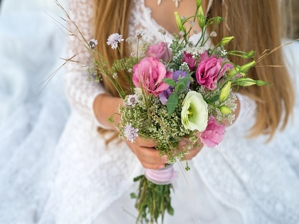 Ramos de novia para verano
