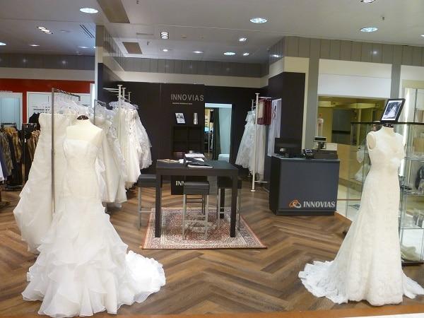Tienda de alquiler de vestidos de novia