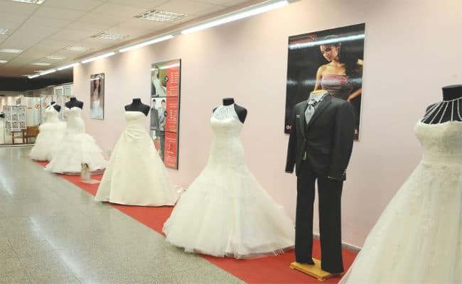 Tiendas de vestidos para novia