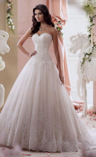 Vestido blanco para boda