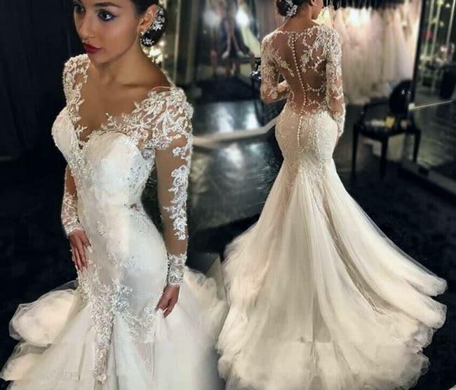 Los mejores vestido de novia del 2018