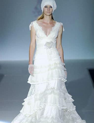 Vestido de novia de St. Patrick