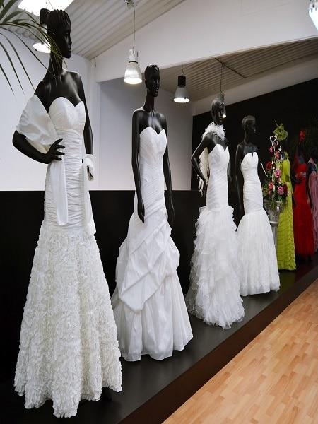 Vestidos blancos para bodas