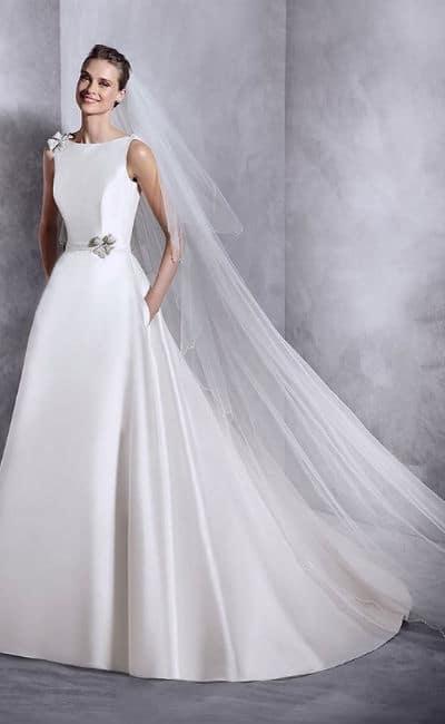 Vestidos modernos y elegante