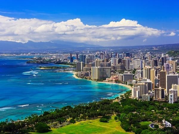Destinos en Hawai