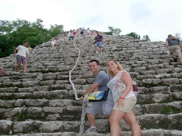 Destinos en México pirámides