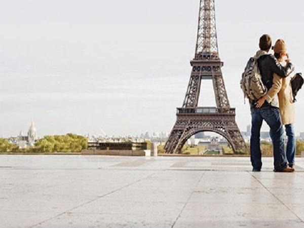 Destinos perfecto para recién casados en Paris