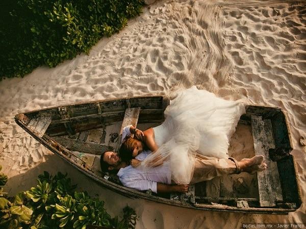 Destinos para recién casados en México