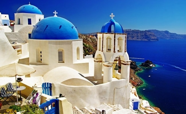 Mejores paisajes de Grecia