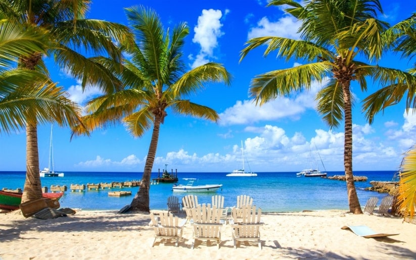 Paquete económico de hotel + playa