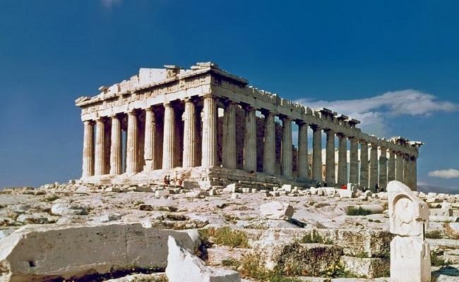 Viajede casados a Grecia