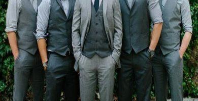 padrinos de boda elegantes