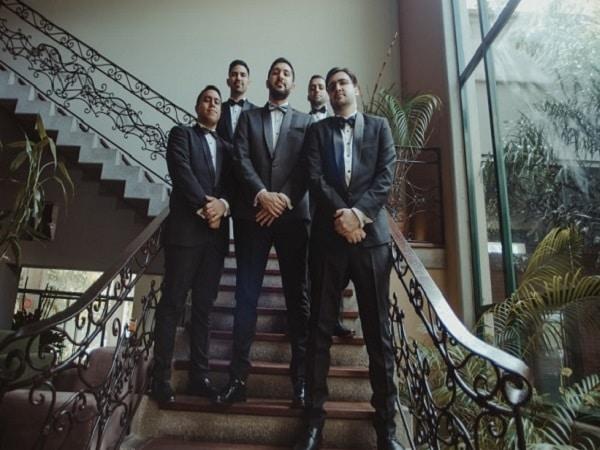 protocolo de una boda para los hombres