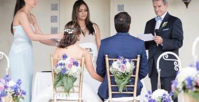 guión de boda civil