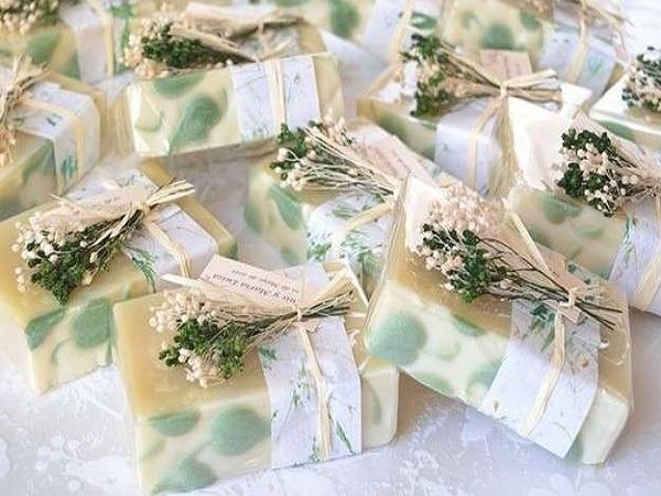 manualidades para las bodas de Oro