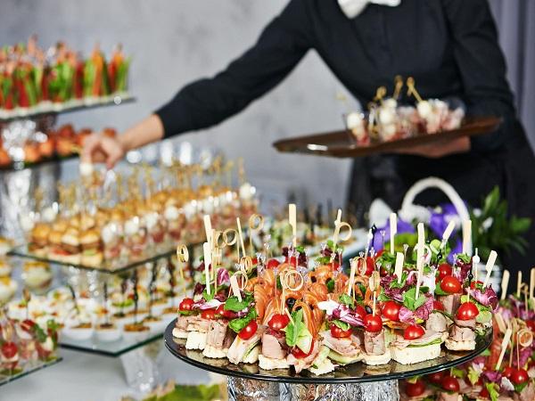 aperitivos para bodas sencillos