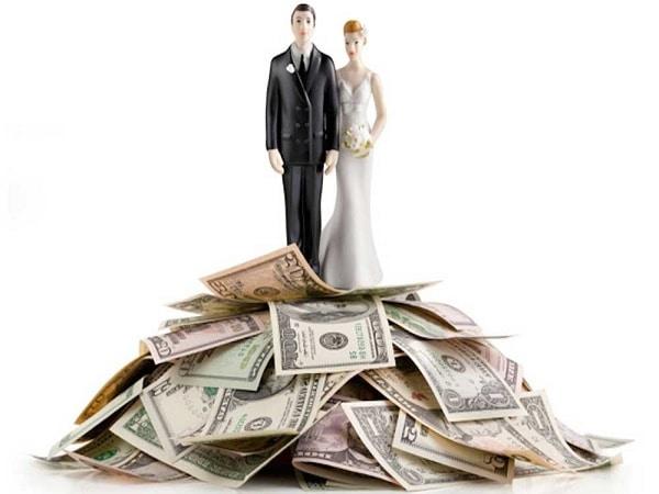 cuanto dinero se da en una boda 2017