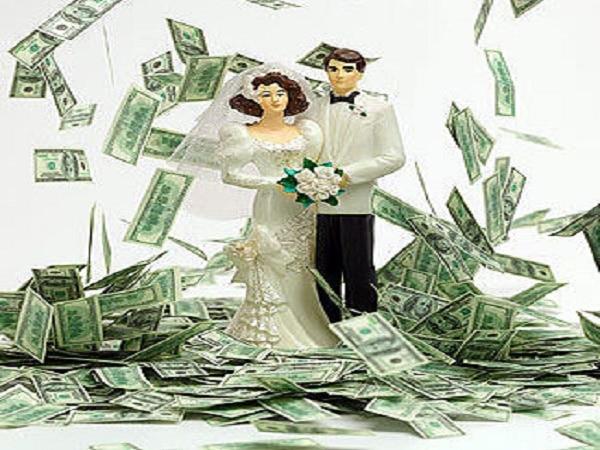 cuanto dinero se da en una boda