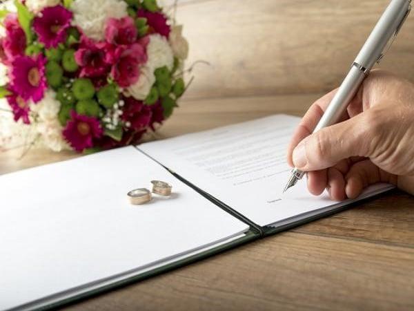 días de vacaciones por boda civil permitidos