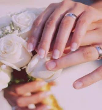 dónde se pone el anillo de bodas