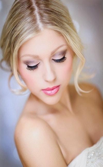 maquillaje fuerte para boda