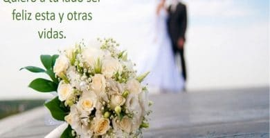 dedicatorias para bodas