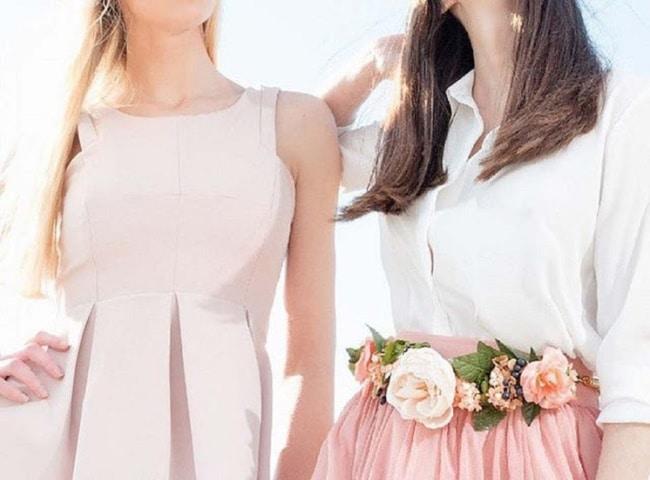 cinturones de flores para boda