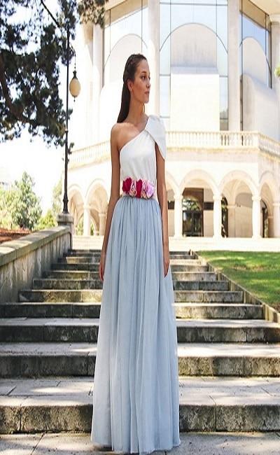 cinturones de flores para bodas