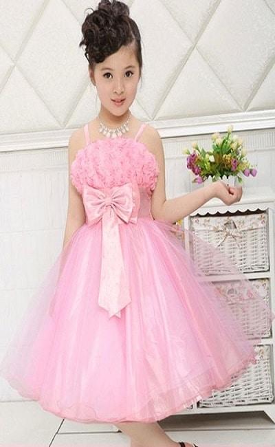 Galeria de vestidos de niña para boda