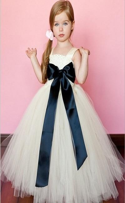 Vestidos De Niña Para Boda Que Brille La Princesa Que