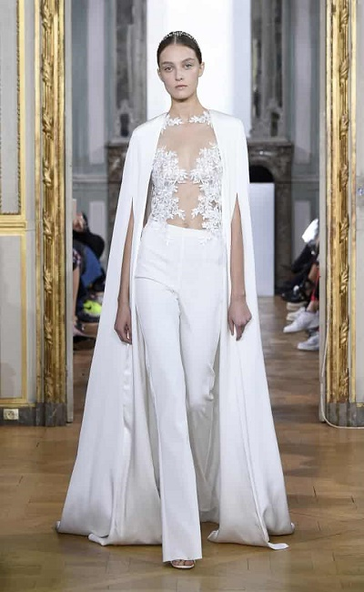 traje chaqueta mujer elegante
