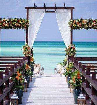 ideas y consejos para celebrar una boda en la playa