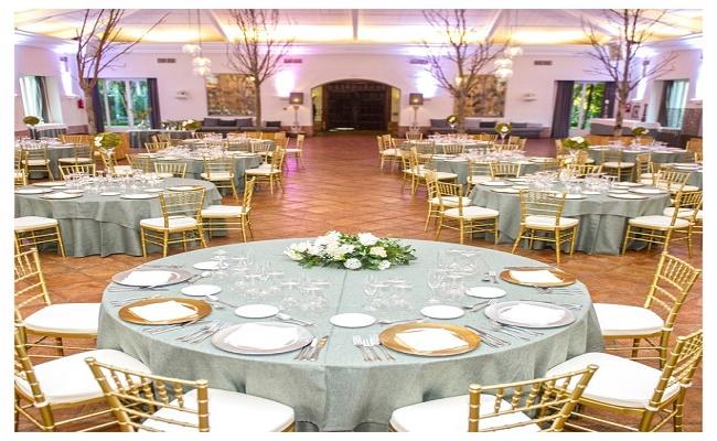 fincas para bodas de España